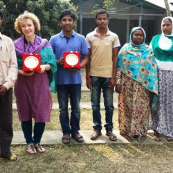Bandhab Volunteer in Bangladesh
